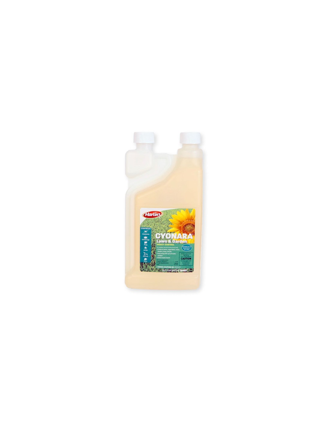 Cyonara Lawn and Garden Insecticide