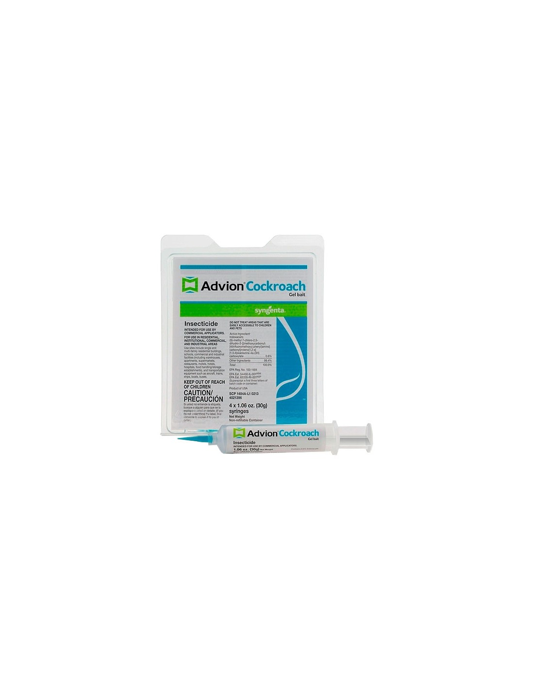 i read advion is good in killing cockroaches is this the best and safe since i am pregnant.