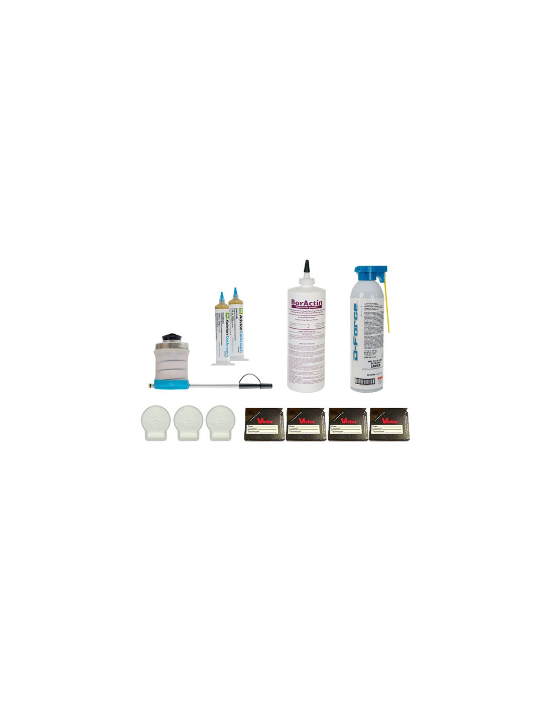 German Cockroach Control Kit Questions & Answers