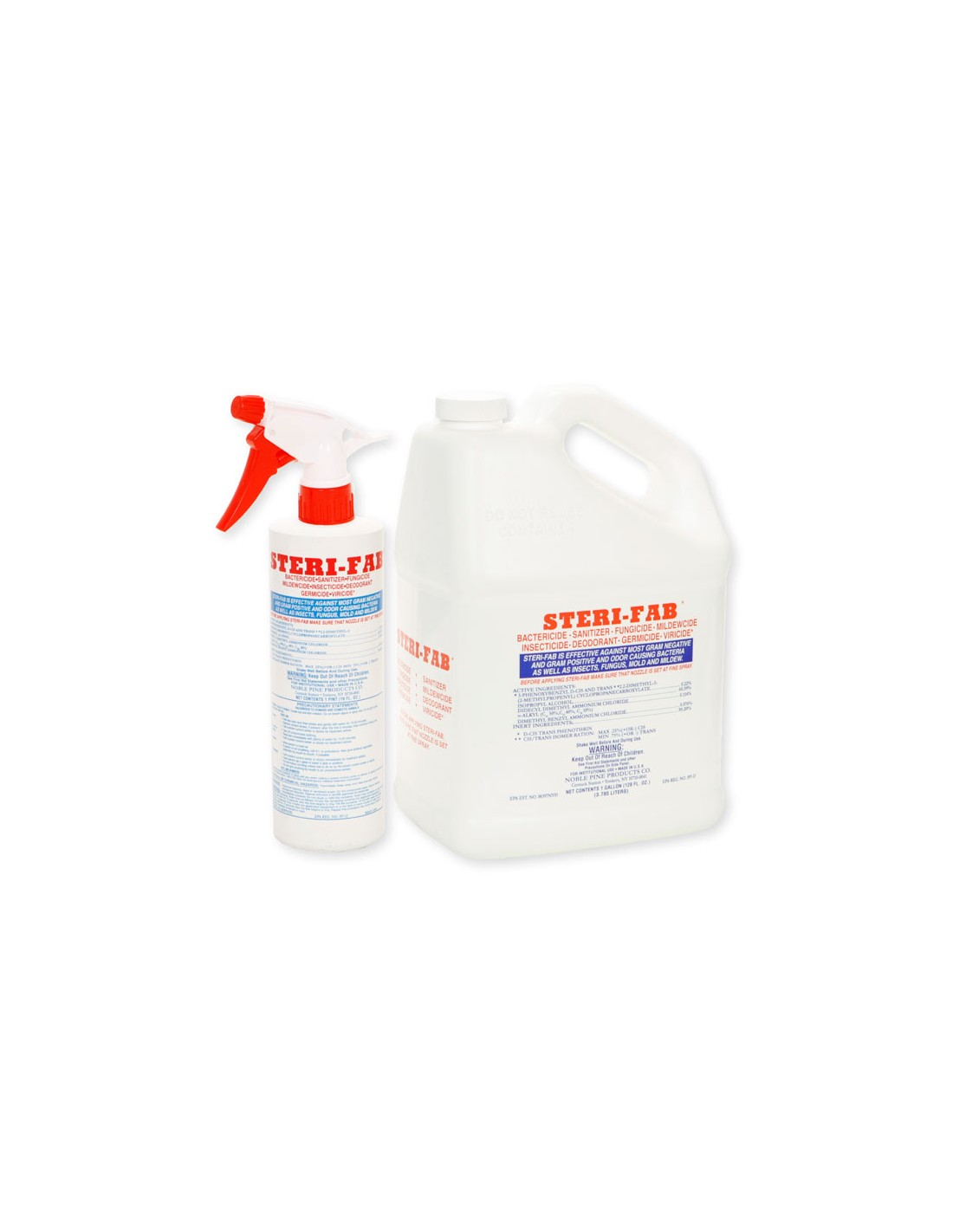 Is steri Fab safe to breath
