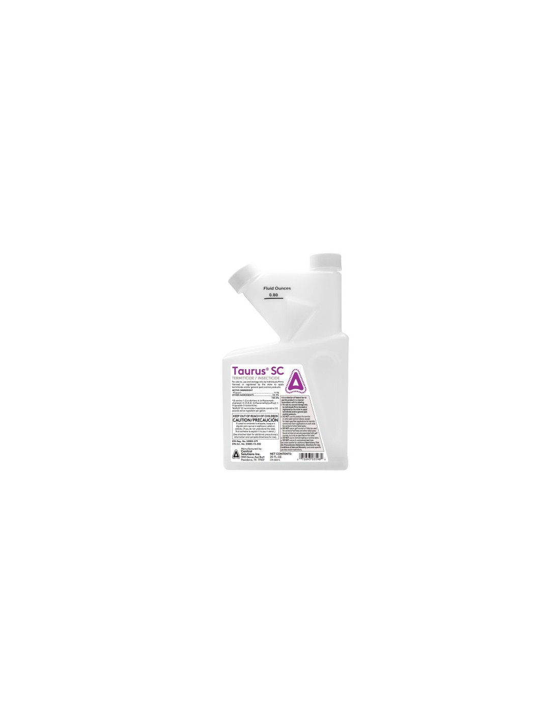 How long does Taurus sc last as a barrier around the foundation of a house?