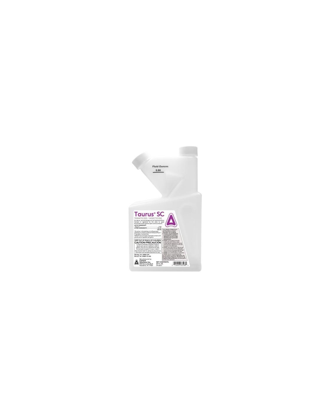 Taurus SC Termiticide Insecticide 20 oz
