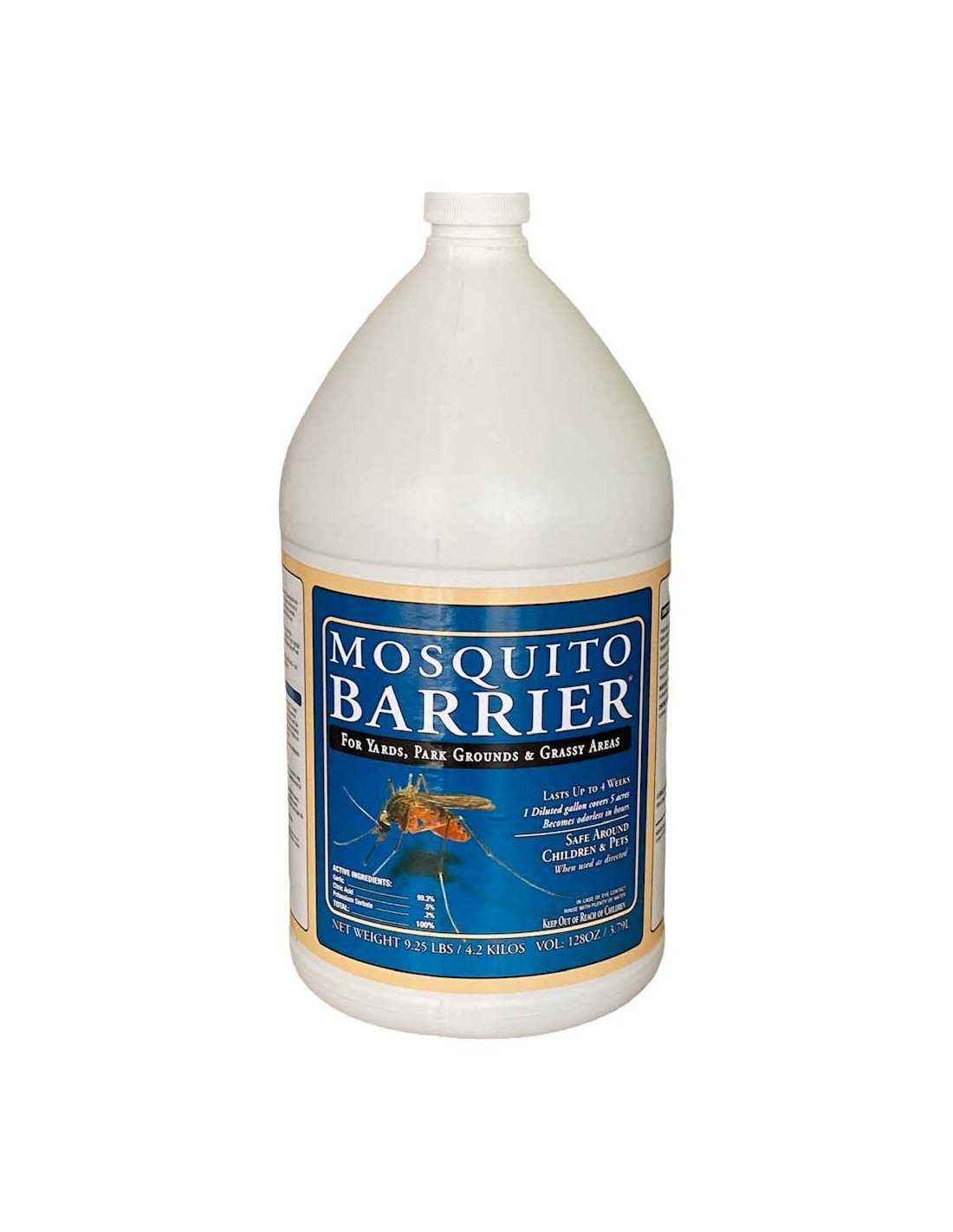 Mosquito Barrier Garlic Oil Repellent Questions & Answers