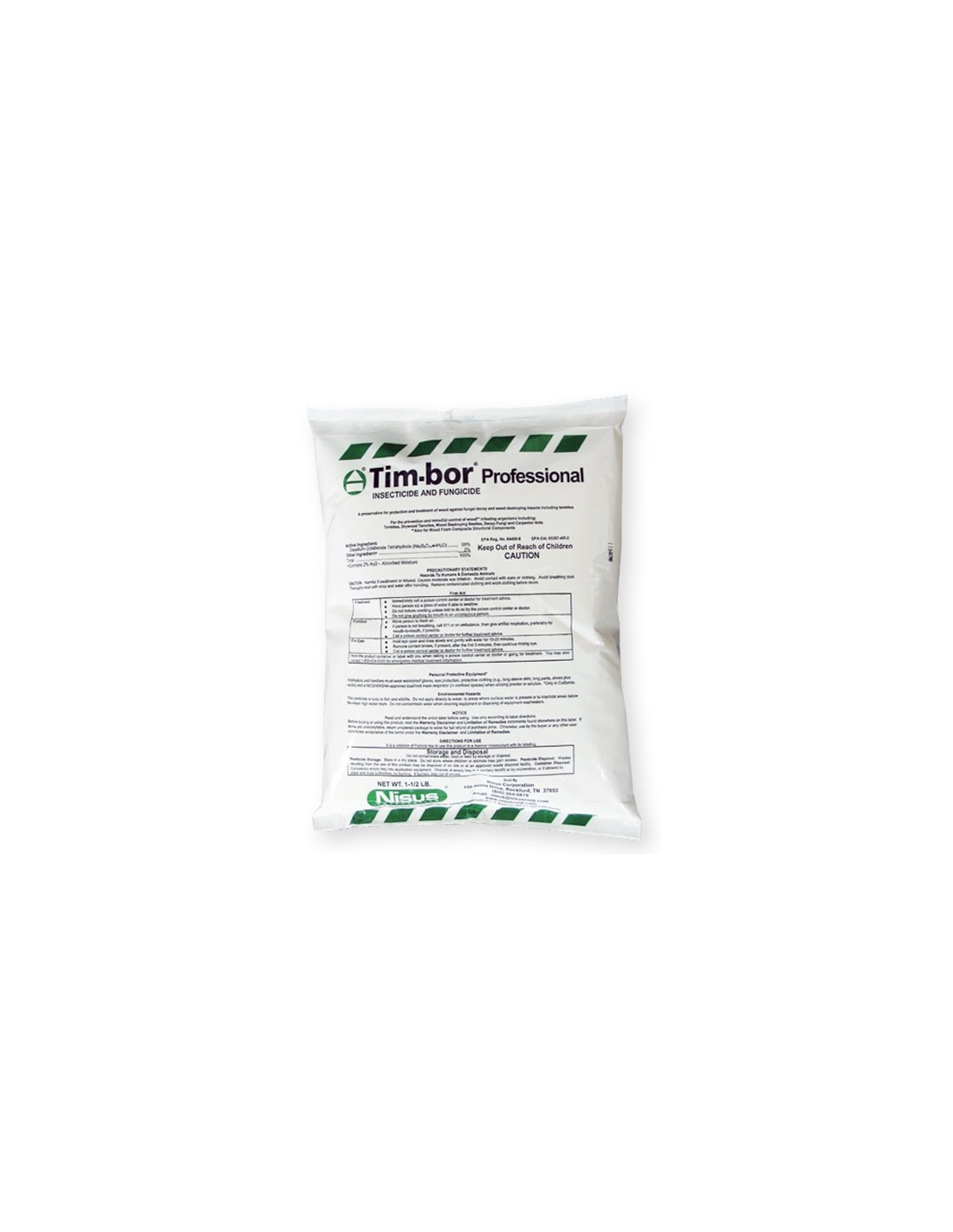 Tim bor Professional Insecticide and Fungicide Dust 1.5lb
