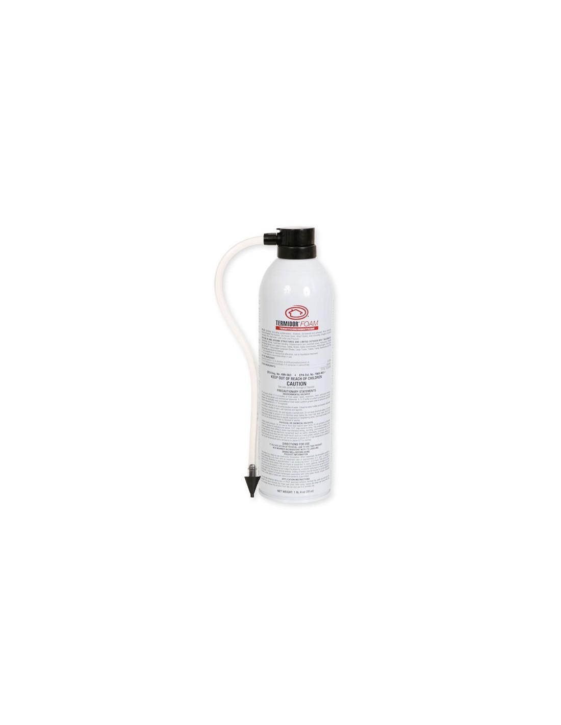 Termidor Foam Termiticide Insecticide