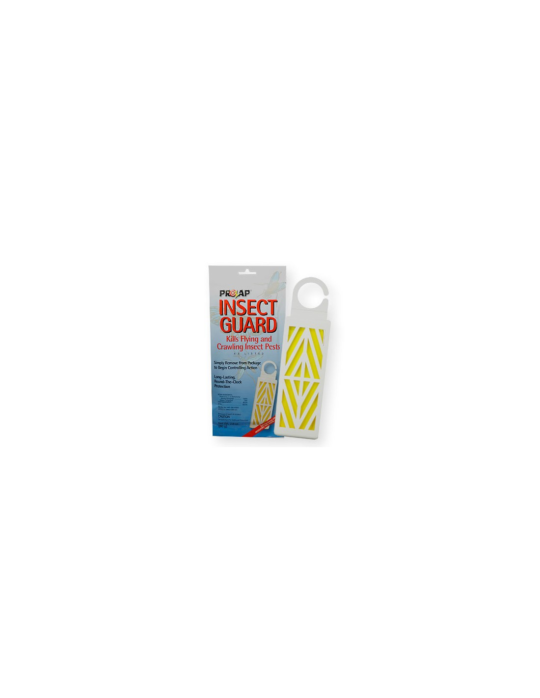 Prozap Insect Guard No Pest Solid Strip Questions & Answers