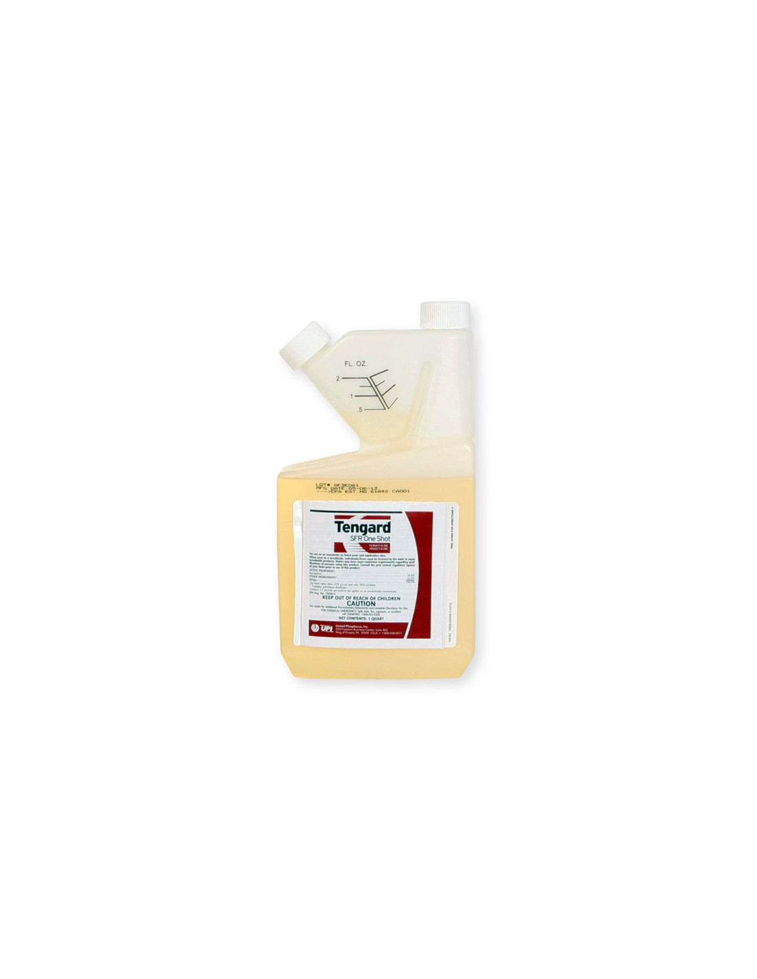 Tengard SFR One Shot Termiticide Insecticide Questions & Answers