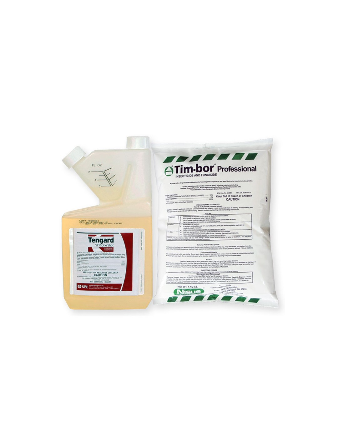 Subterranean Termite Spot Treatment Kit