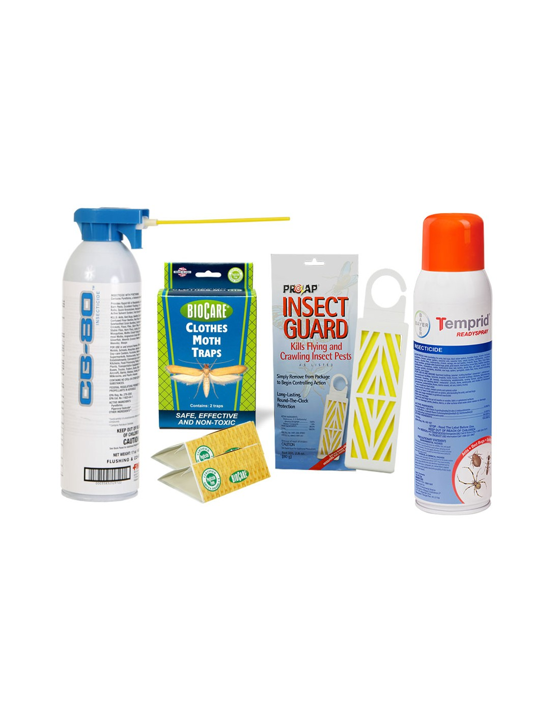 Clothes Moth and Carpet Beetle Kit