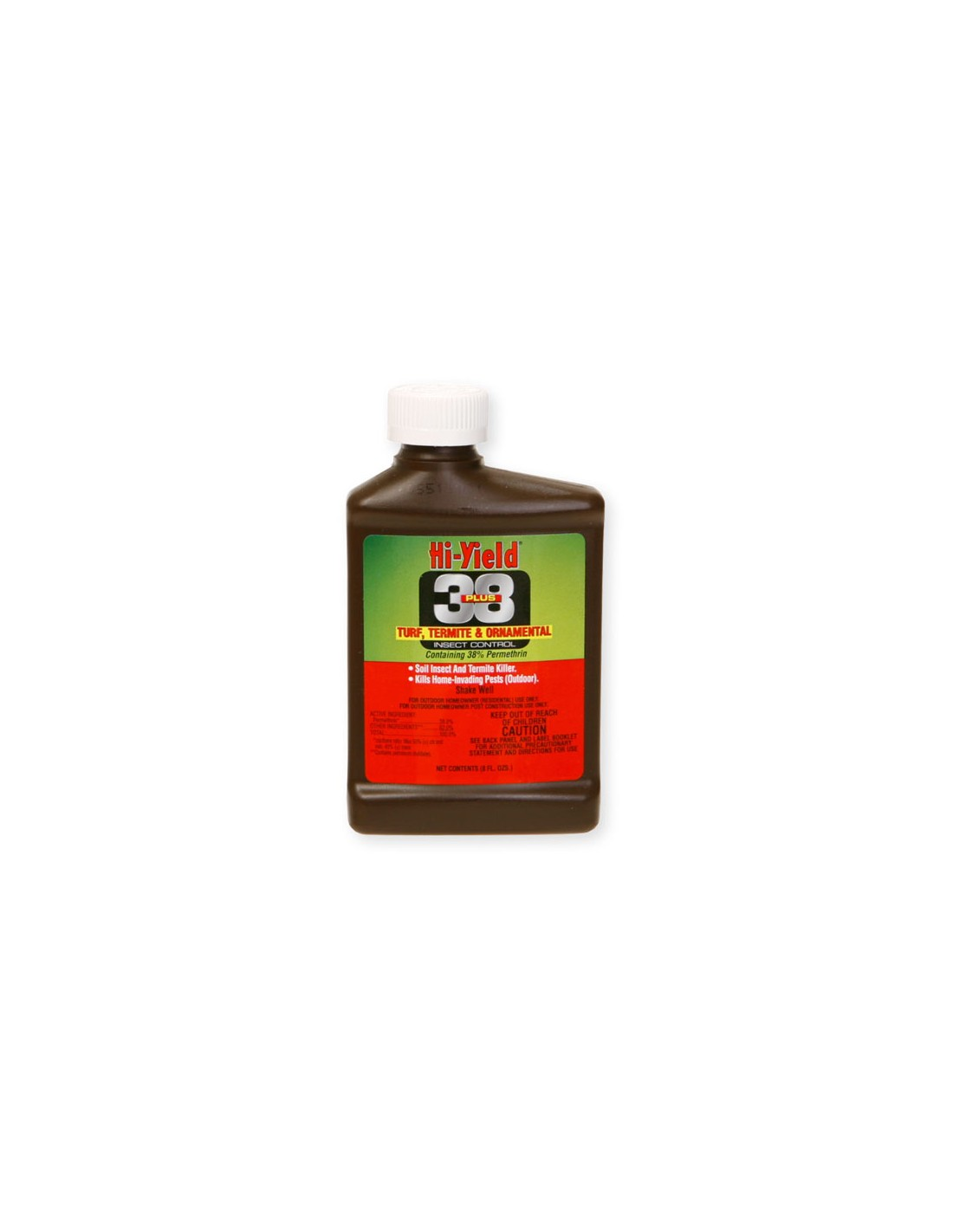 is Hi-Yield 38 safe to use in yards where dogs are present
