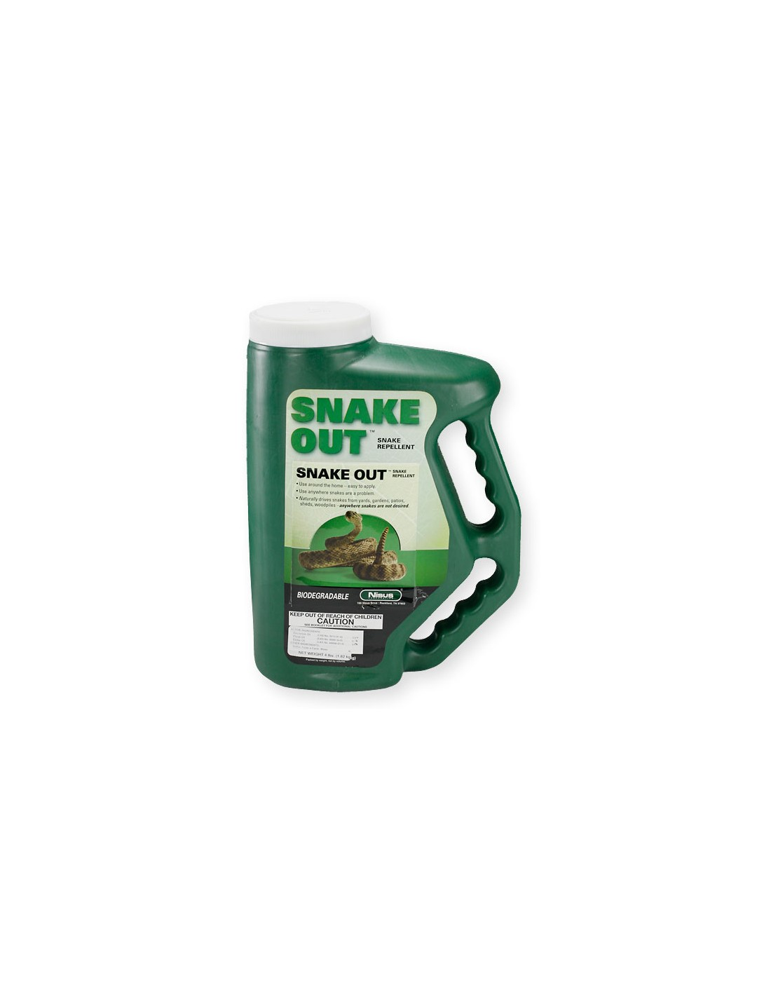 Snake Out Snake Repellent Questions & Answers