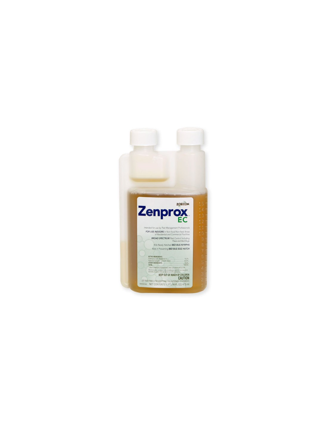 Can you use zenprox EC then bomb for roaches in the same day