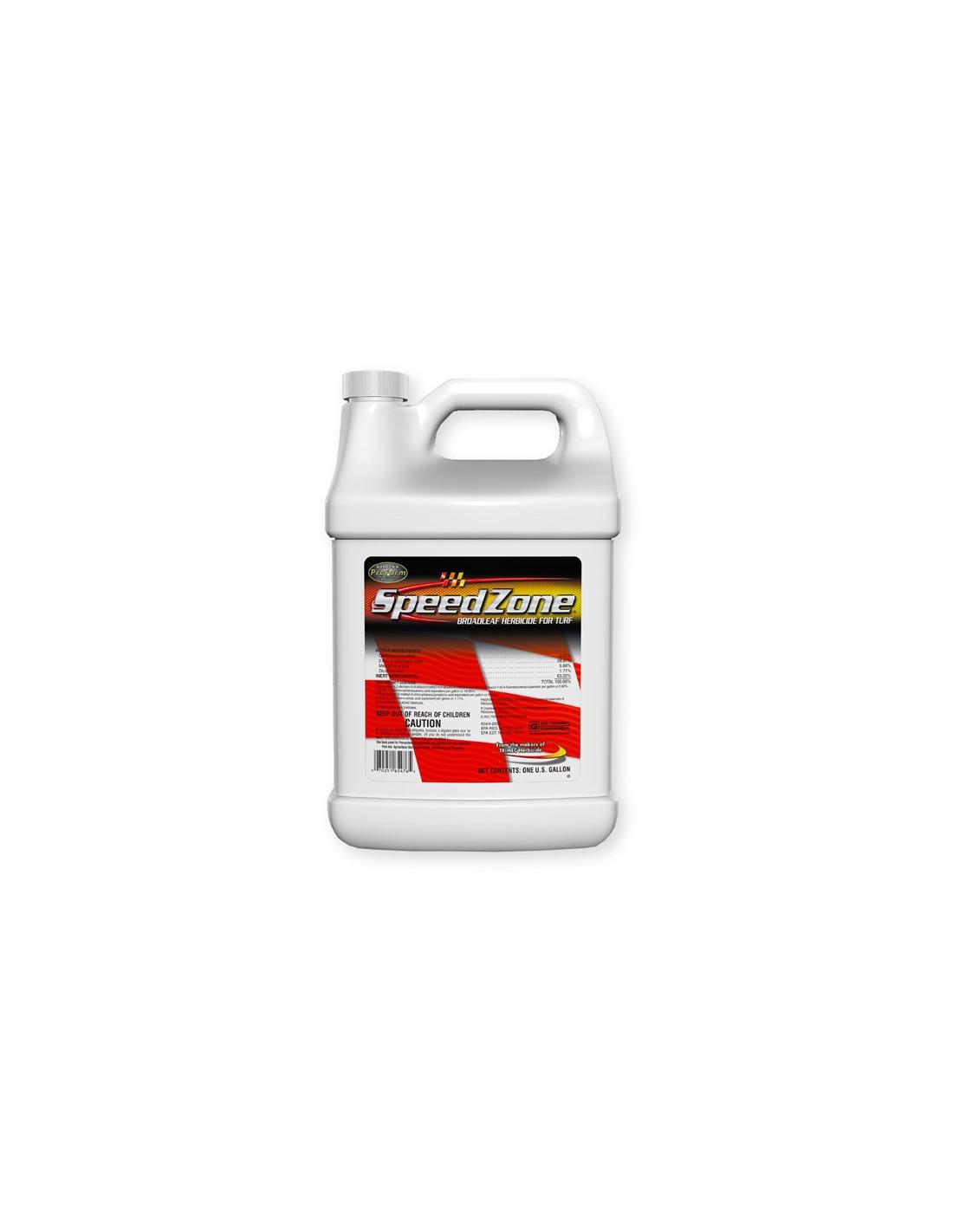 SpeedZone Broadleaf Herbicide for Turf
