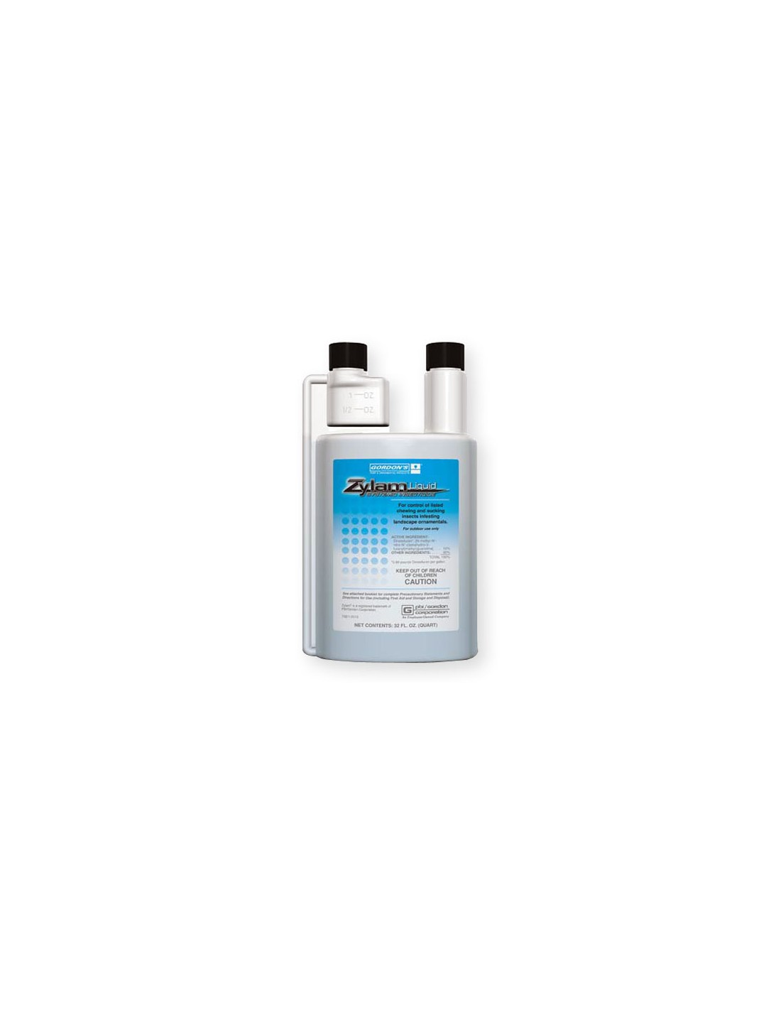 I used zylam on my trees how many treatment do i need to do