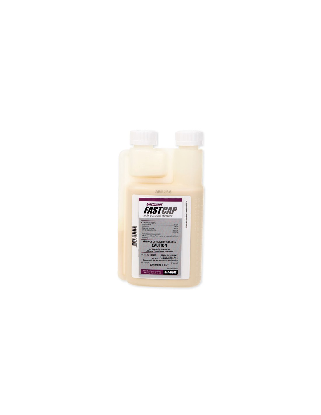 Can Onslaught Fastcap be sprayed on house siding for Asian beetles and Box elder? We have vinyl and painted surfac