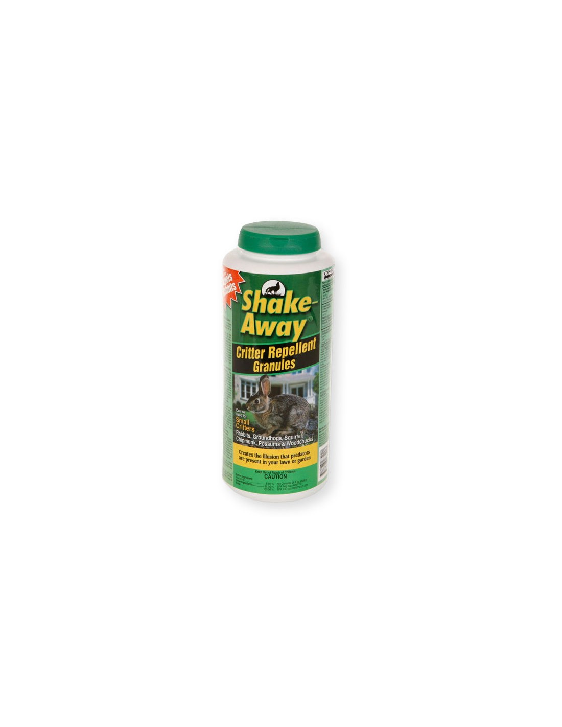 Shake Away Small Critter Repellent Granules