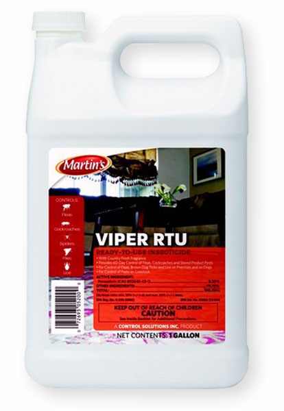 Martin's Viper RTU Ready-To-Use Insecticide Questions & Answers