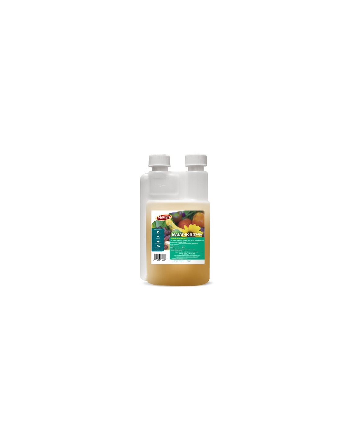 Martin's Malathion 57% - 16 oz bottle