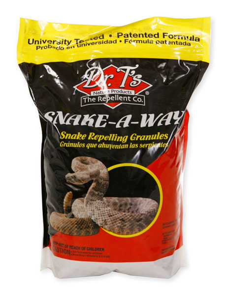 Snake A Way Snake Repelling Granules Questions & Answers