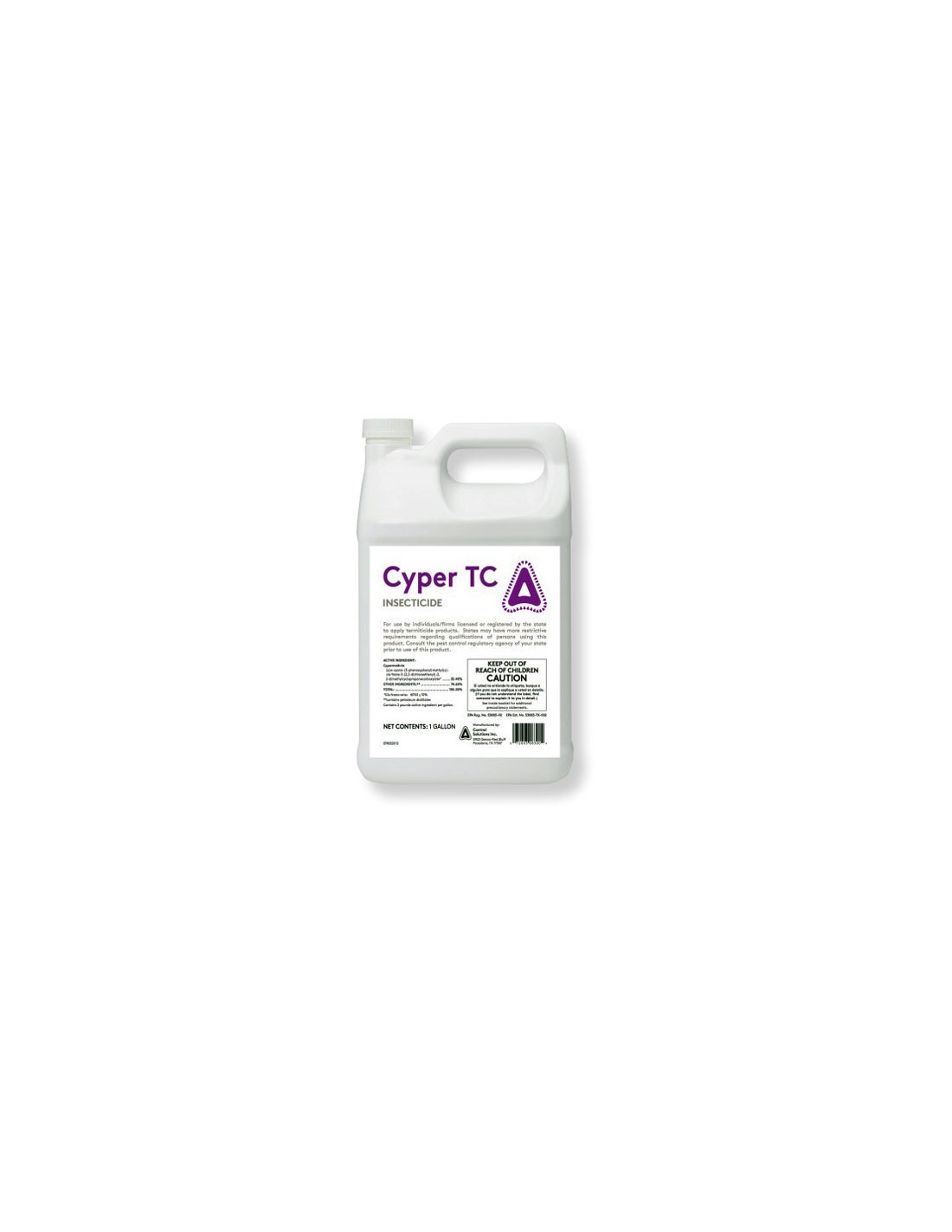 Cyper TC Insecticide Questions & Answers