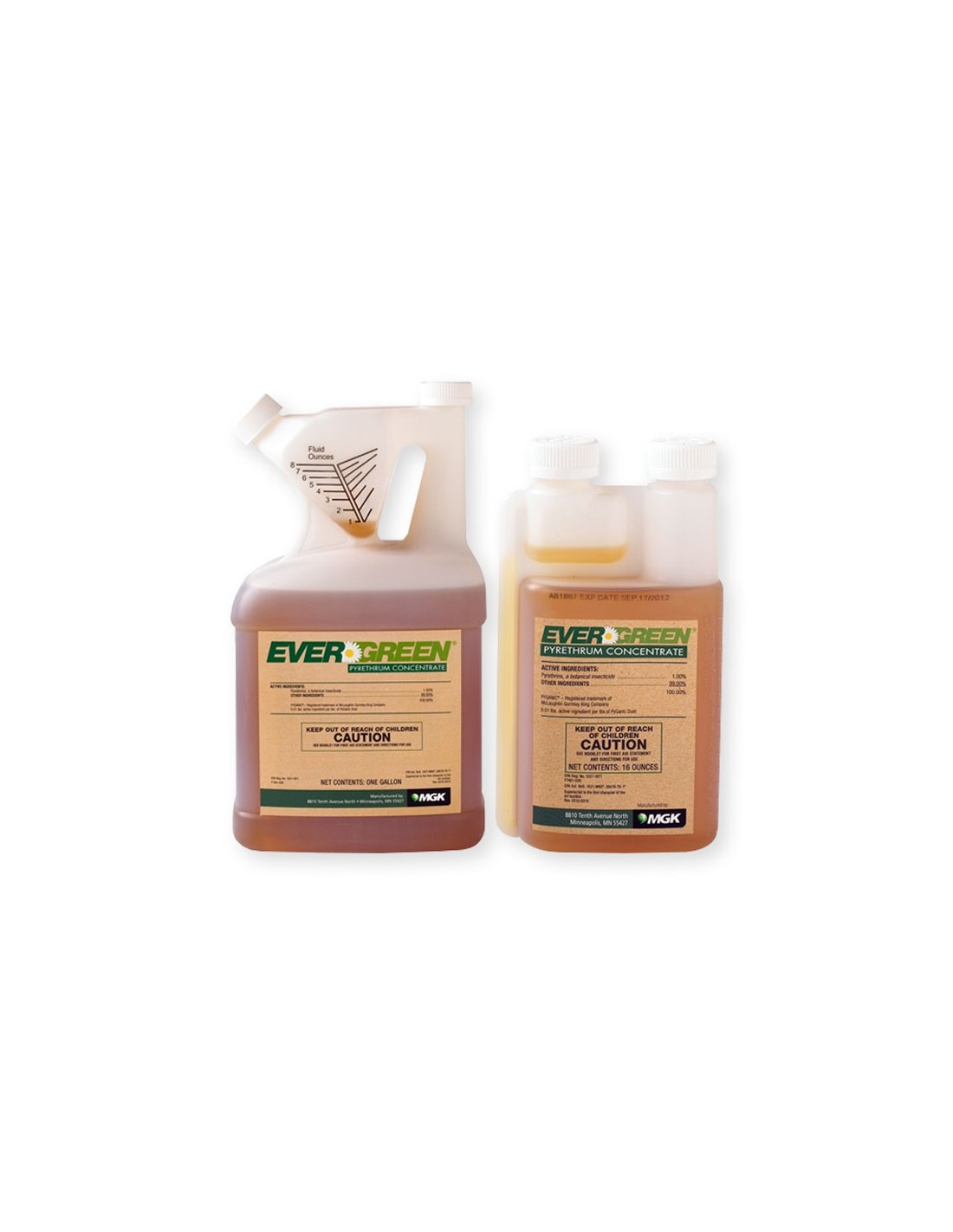 Evergreen Pyrethrum Concentrate Questions & Answers
