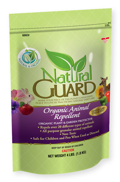 will Natural Guard animal repellent hurt butterflies and bees