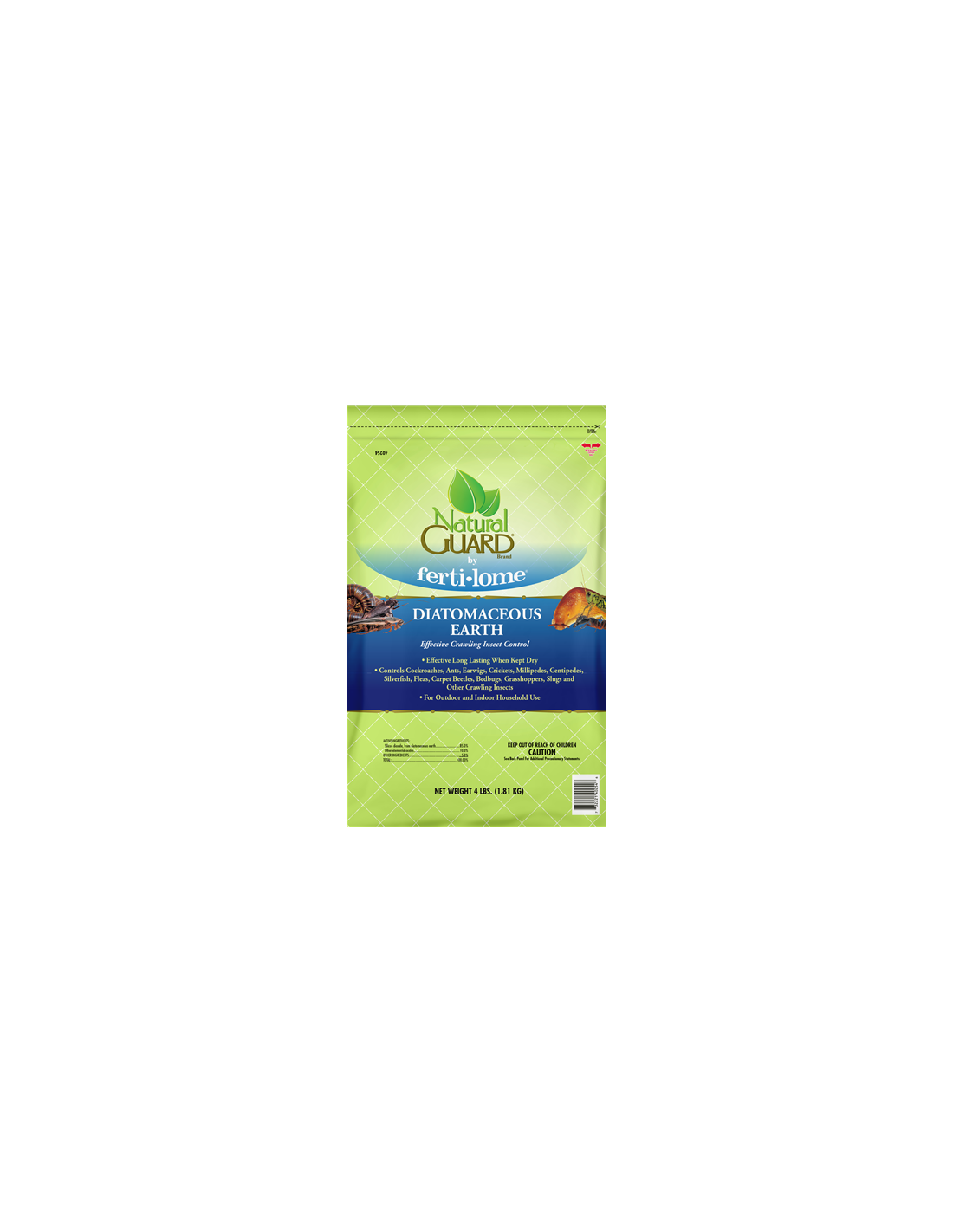 Natural Guard Crawling Insect Control Questions & Answers