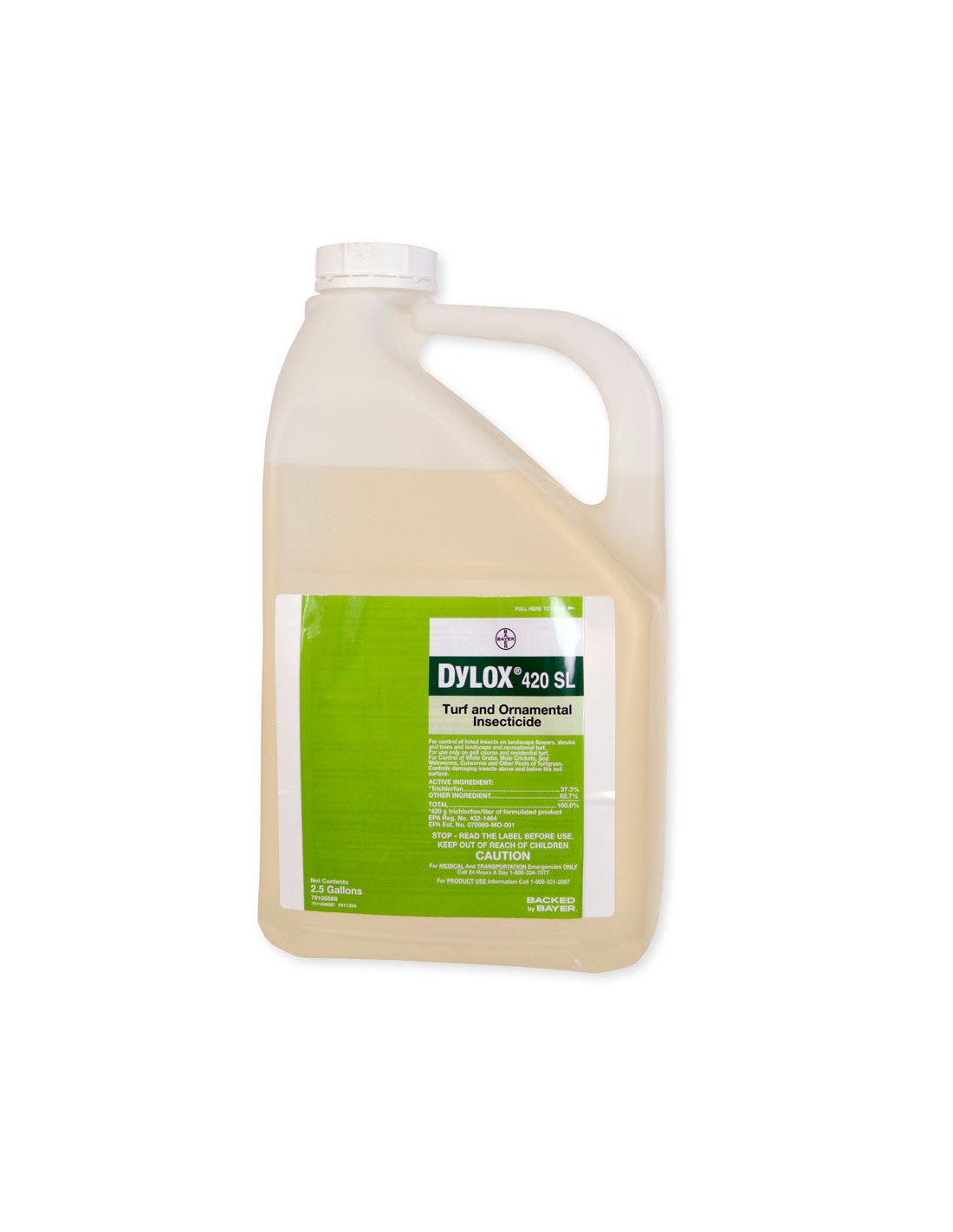 Dylox 420 SL Turf and Ornamental Insecticide Questions & Answers